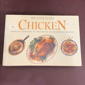 Book - Cooking - The Little Guides - CHICKEN